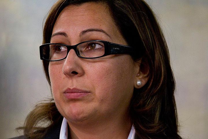 Councillor Ana Bailao