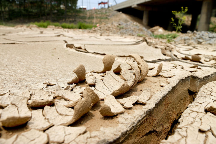 China's drought