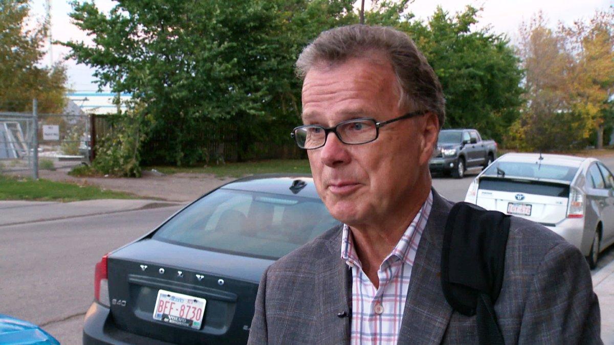 Alberta Education Minister Gordon Dirks.