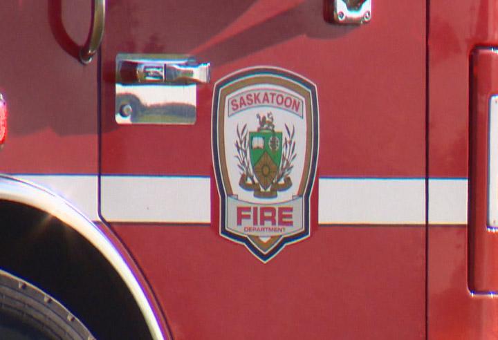Half a dozen homes were evacuated Wednesday after a high pressure gas line was ruptured in Saskatoon's Rosewood neighbourhood.