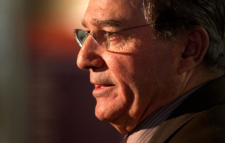 Councillor Frank Di Giorgio