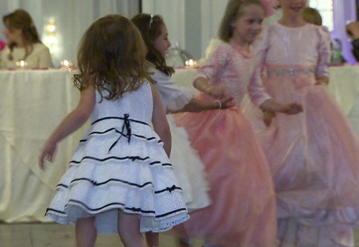 An Ontario bride-to-be got more than she bargained for when she sent out her invites for a child-free wedding.