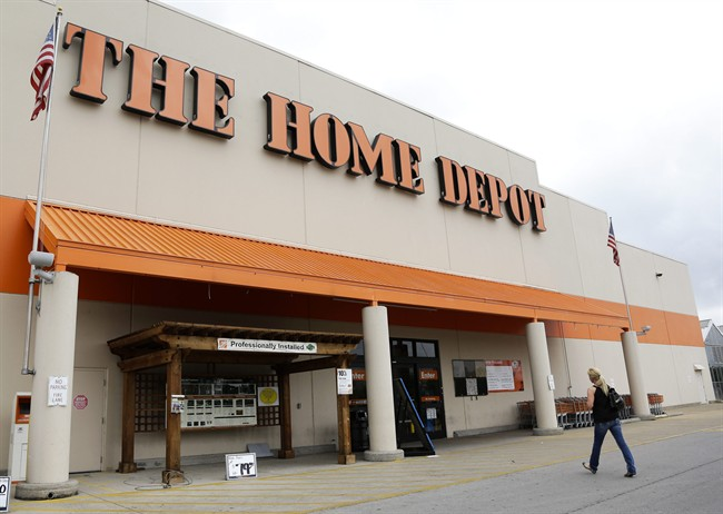 Home Depot acknowledged on Monday a malware capable of stealing customer credit-card information has been found at Canadian locations.