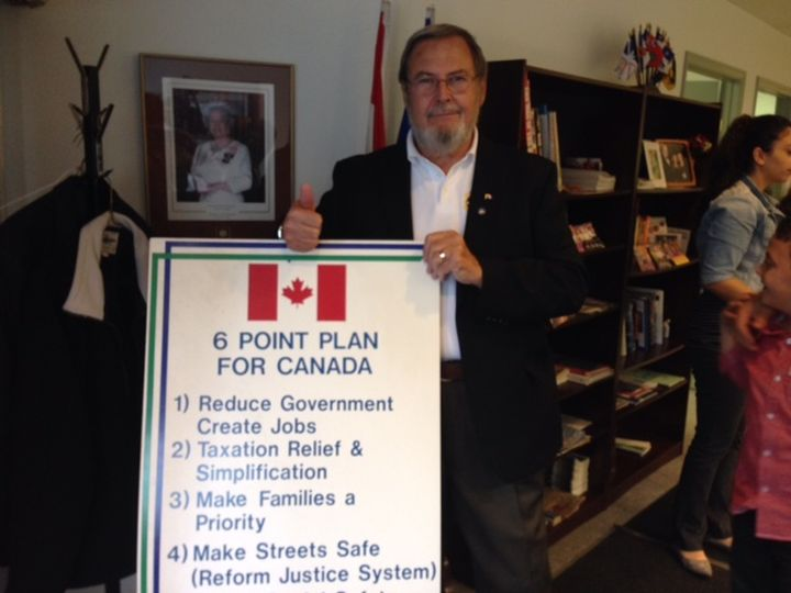 Edmonton East Conservative MP Peter Goldring will not seek re-election in the 2015 federal election.