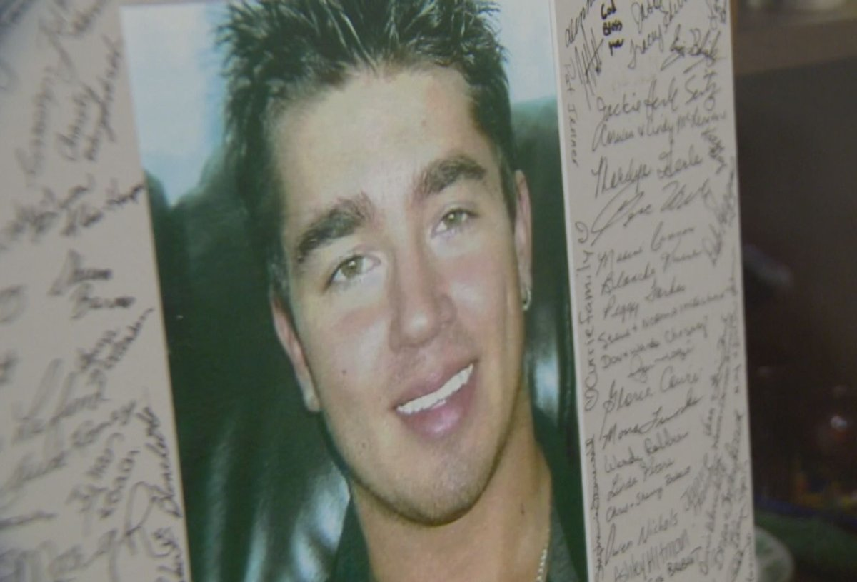 A photo of 21-year-old Dylan Koshman, missing since October 11, 2008.
