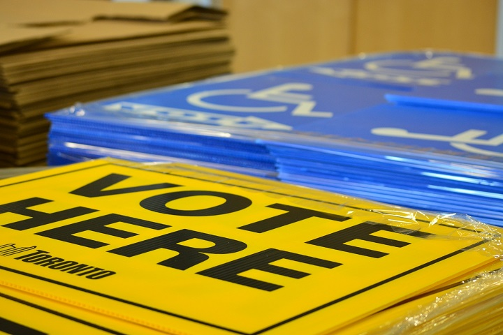Municipalities across Ontario voted in the 2014 civic elections on Monday Oct. 27, 2014.