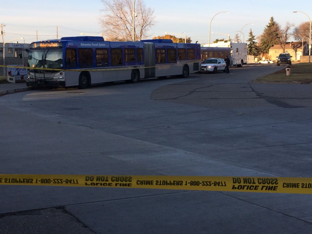 Aggravated assault shuts down Coliseum Transit Centre October 17, 2014.
