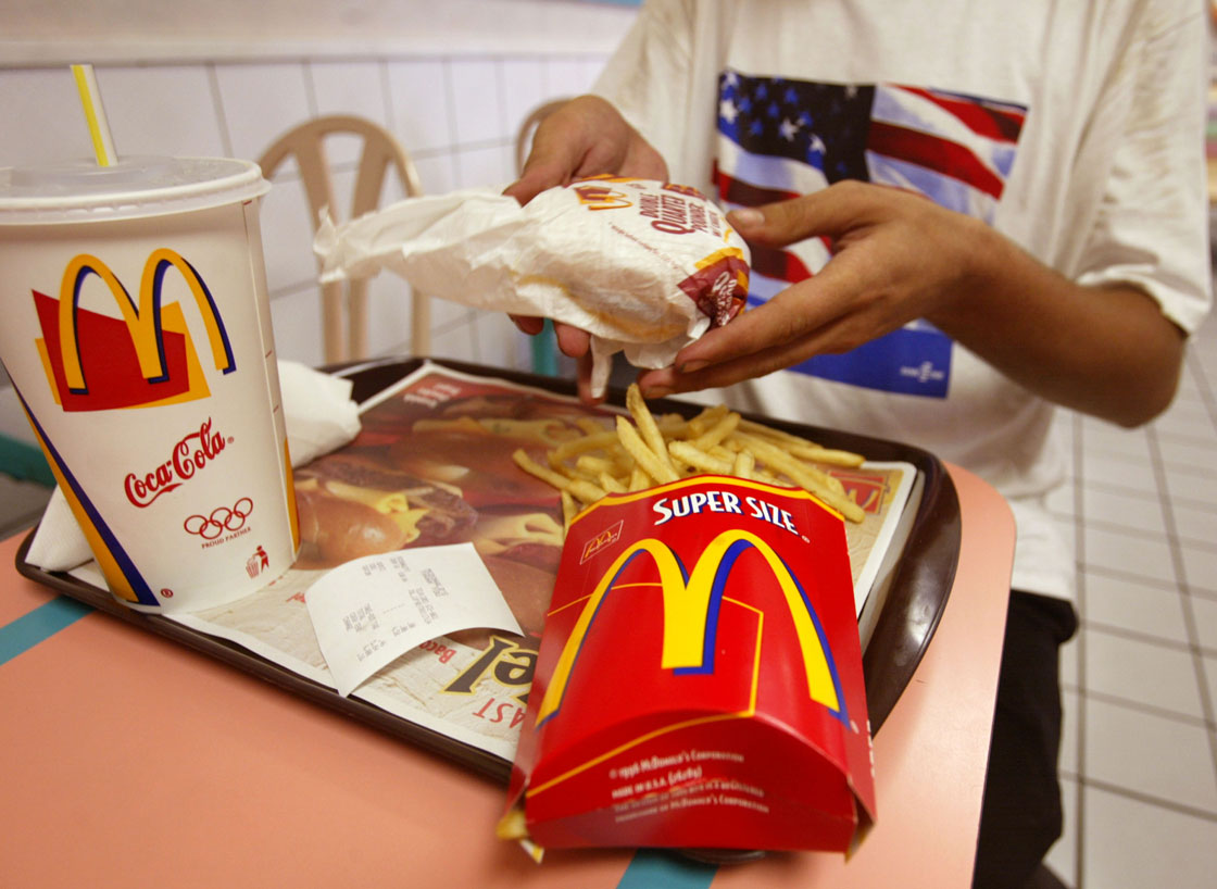 A Coke and McDonald's Quarter Pounder sandwich doesn't pack as much appeal as it once did.