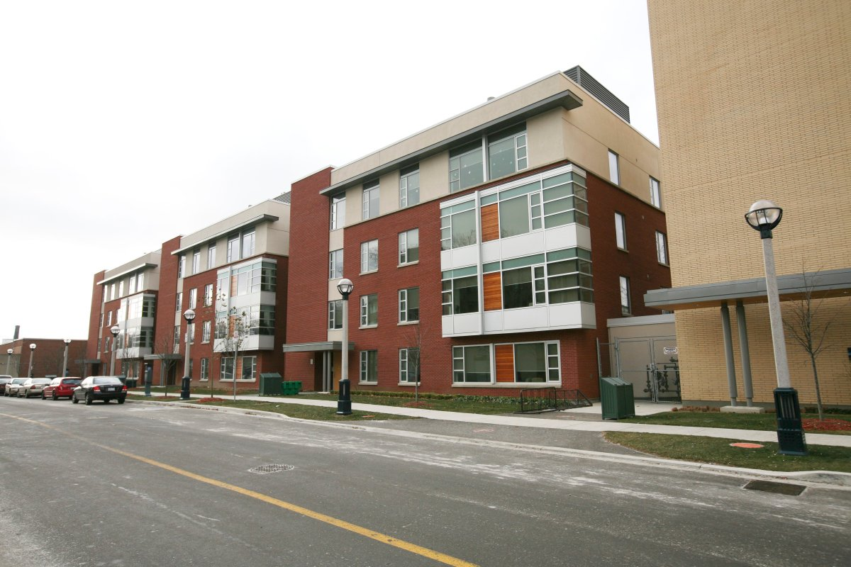 The Centre for Addiction and Mental Health in Toronto.