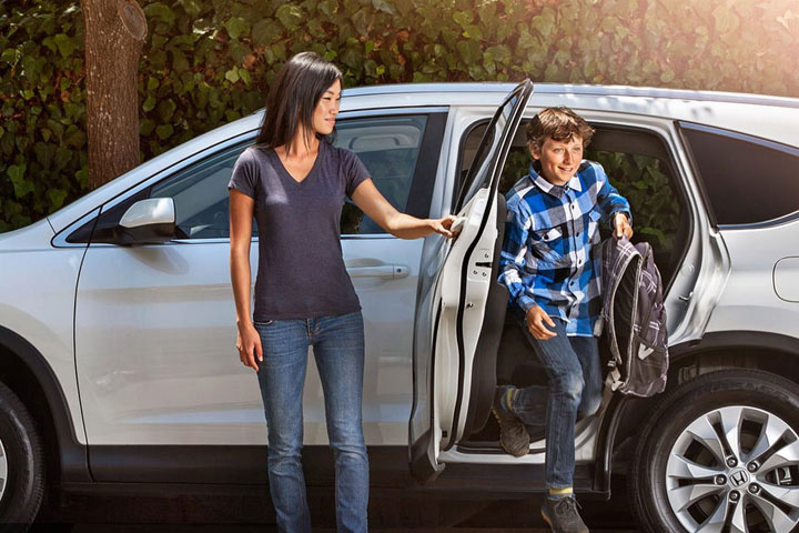 """""""Shuddle"""" is modeled after the popular ride-sharing service Uber – but for kids."""