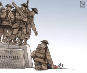 Ottawa shooting cartoon