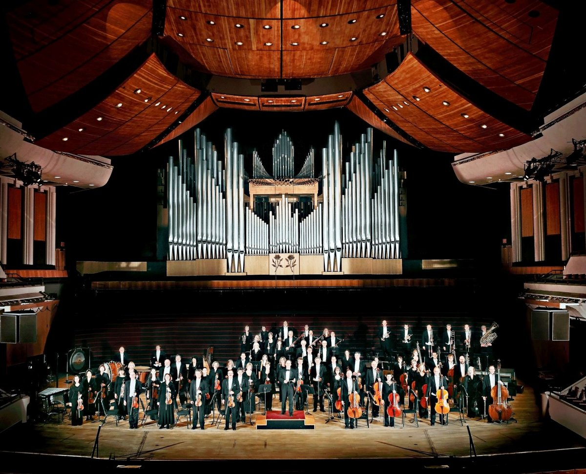 Calgary council is being asked to consider a $2-million cash injection for 10 cornerstone arts organizations, including the Calgary Philharmonic Orchestra.