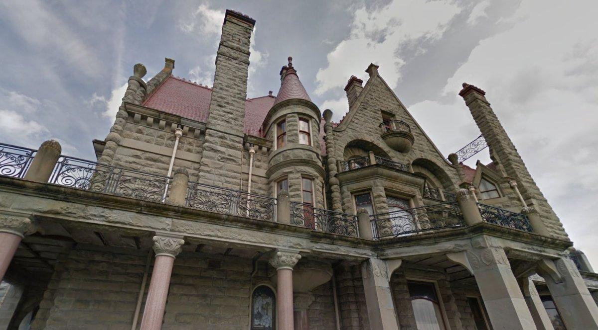 Craigdarroch Castle in Victoria, B.C.