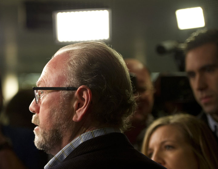 Toronto city councillor David Shiner
