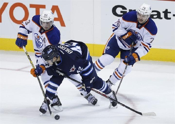Nikolaj Ehlers Winnipeg Jets Edmonton Oilers