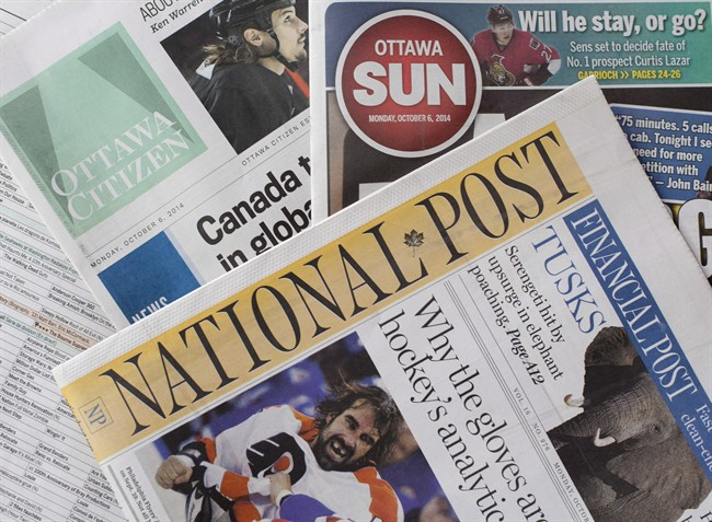 Several papers under the Postmedia banner will end production by the end of August.