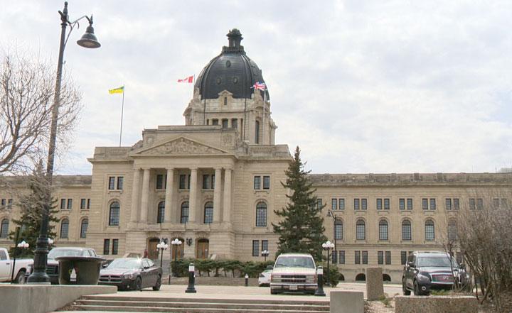 Saskatchewan premier says economy will be priority in throne speech.