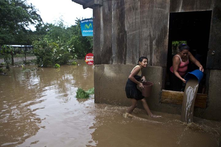 Nicaragua flood