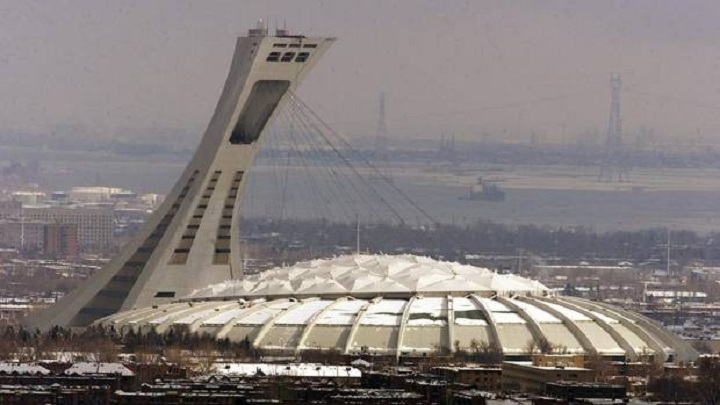 Montreal's Olympic Stadium, host venue for the 1976 Summer Olympics, cost more than $700-million to construct.