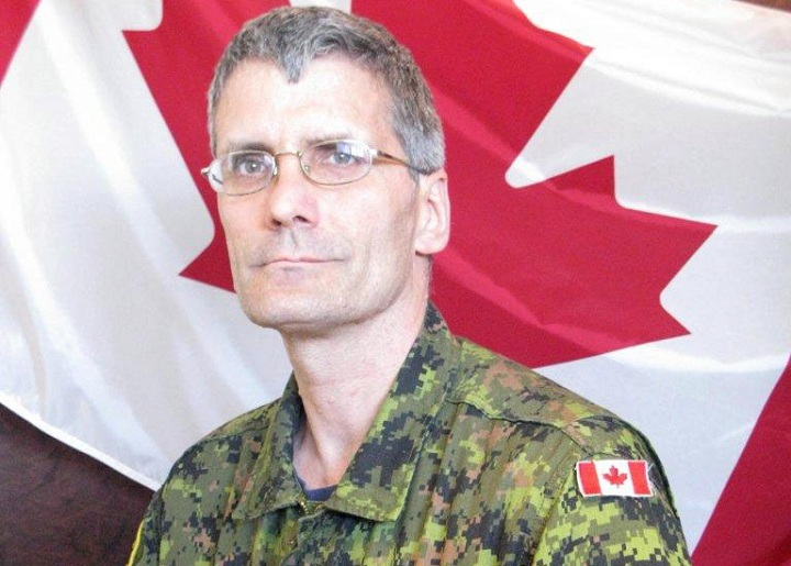 This undated photo provided by the Department of National Defense, shows Warrant Officer Patrice Vincent.
