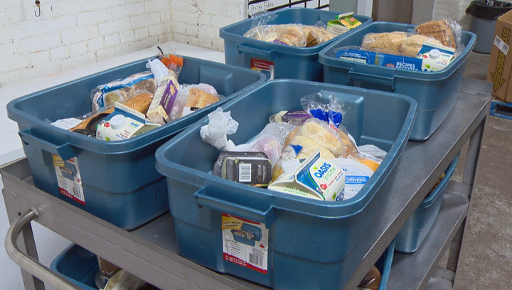 Saskatoon Food Bank looking at alternatives for getting hampers to people who use transit to access the food bank.