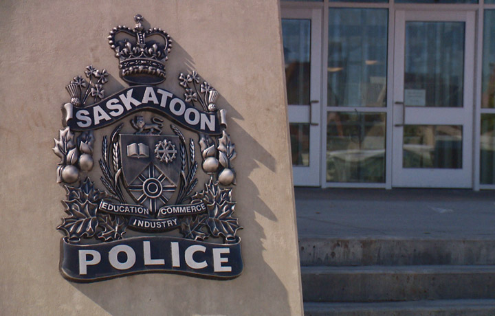 The Saskatoon Police Service suspends a constable with pay in connection to an alleged attempt to obstruct justice.