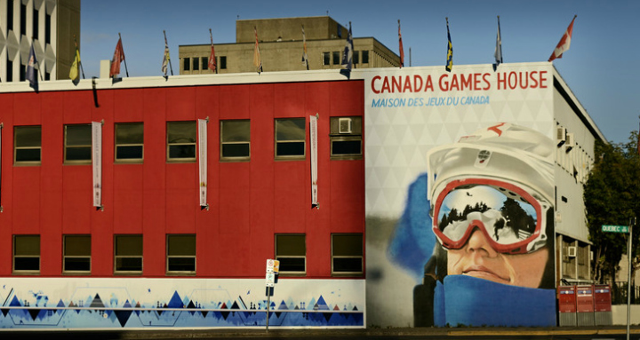 Nov. 4 marked the 100-day countdown to the start of the 2015 Canada Winter Games in Prince George.