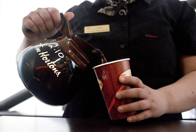 Wholesale coffee prices have jumped sharply this year, raising costs for coffee chains and grocery store brands alike.