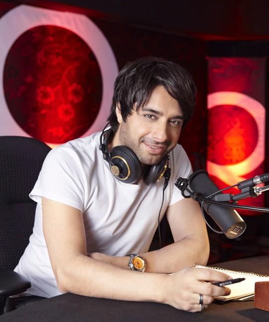 Radio host Jian Ghomeshi is shown in a handout photo.