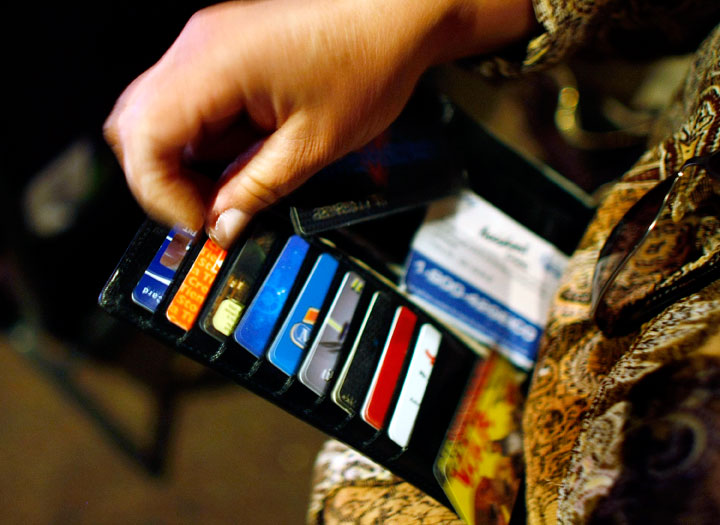 There are roughly 80 different credit cards available to Canadians in 2015.