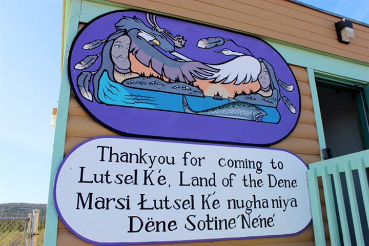 Leaders from Lutsel K'e, a Dene village of 350 people in the Northwest Territories, have been invited to the World Parks Congress.