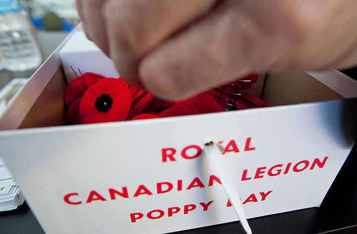 Remembrance Day campaigns on social media