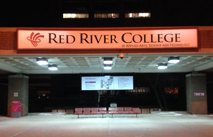 Red River College bomb threat Winnipeg