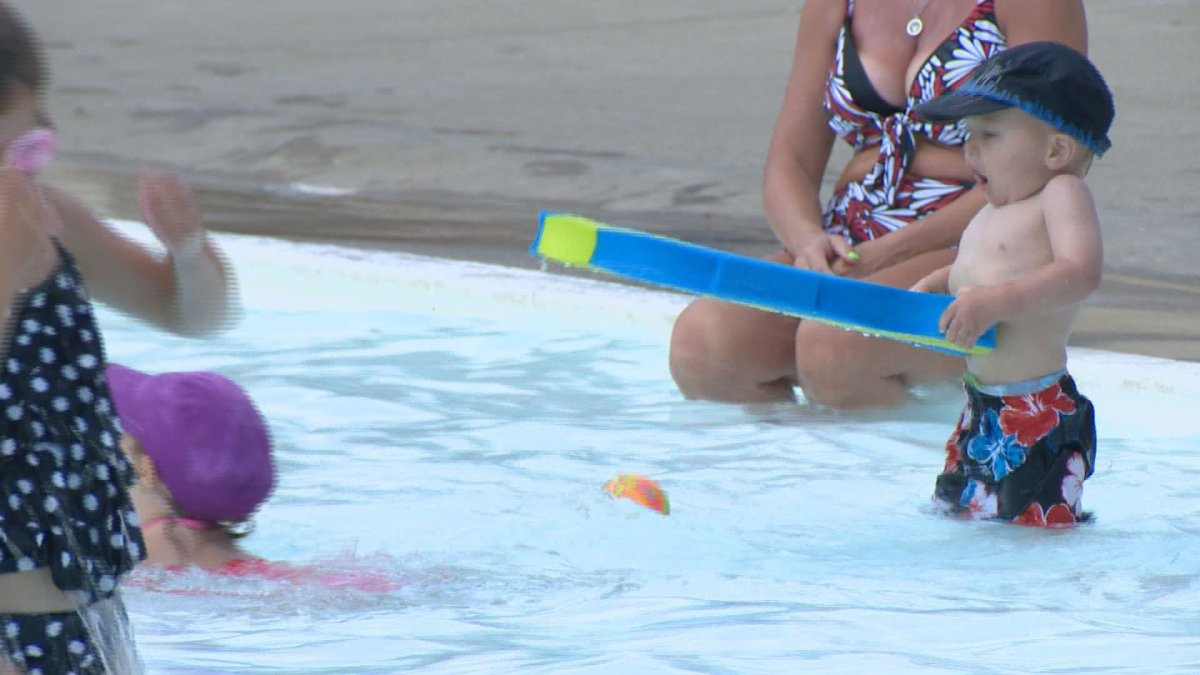 Regina will soon be opening up five outdoor pools so the public can get some relief from the summer heat.