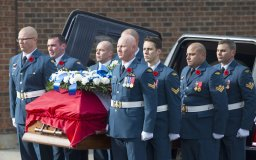 Continue reading: IN PHOTOS: Funeral for fallen soldier Patrice Vincent