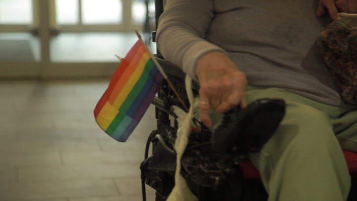When entering care, many LGBT seniors are afraid they will experience homophobia or discrimination because other residents or health care workers may not agree with their lifestyle.