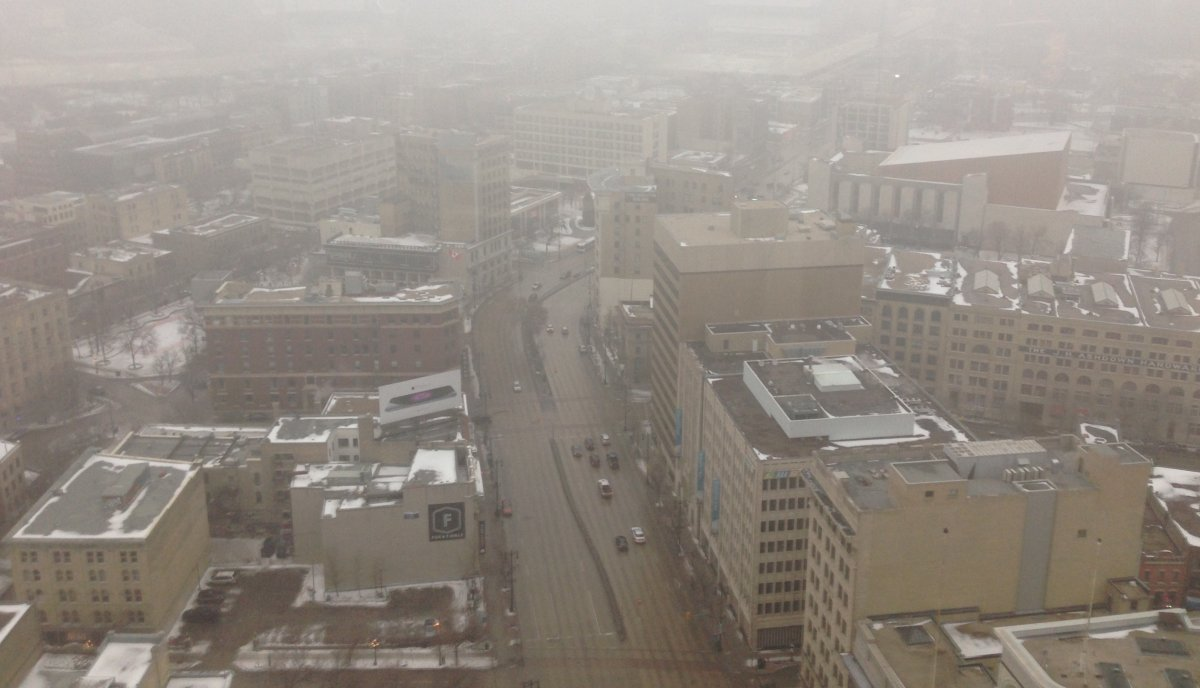 Special weather statement issued for Winnipeg, surrounding areas - image