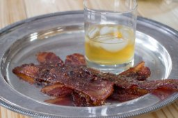 Continue reading: Recipes: Candied bacon and winter orchard Scotch
