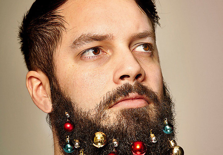 Sorry all you lumbersexuals - Beard Baubles are sold out.