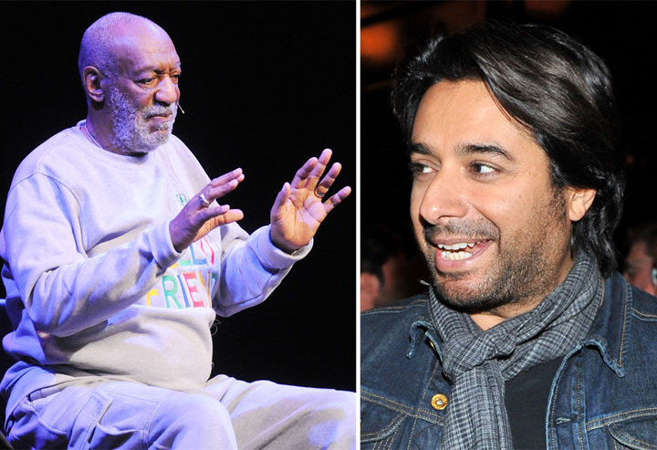 Bill Cosby + Jian Ghomeshi