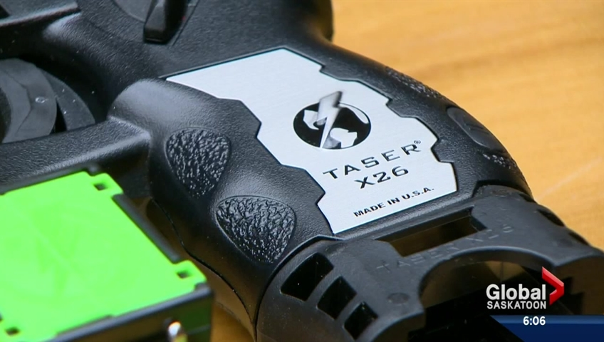 Saskatoon police have used their Tasers eight times since they were reintroduced to the force a year ago.