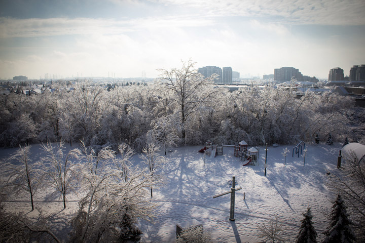 The ice storm that swept across eastern Canada may have been beautiful, but it was destructive. And it was probably responsible for the frost quakes many people heard after temperatures plummeted.