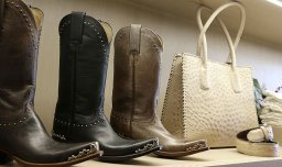 Continue reading: Texas bootmaker Lucchese expands with shoe line, handbags