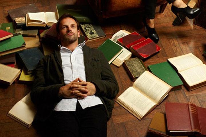 Jonny Lee Miller stars as Sherlock Holmes in 'Elementary.'.