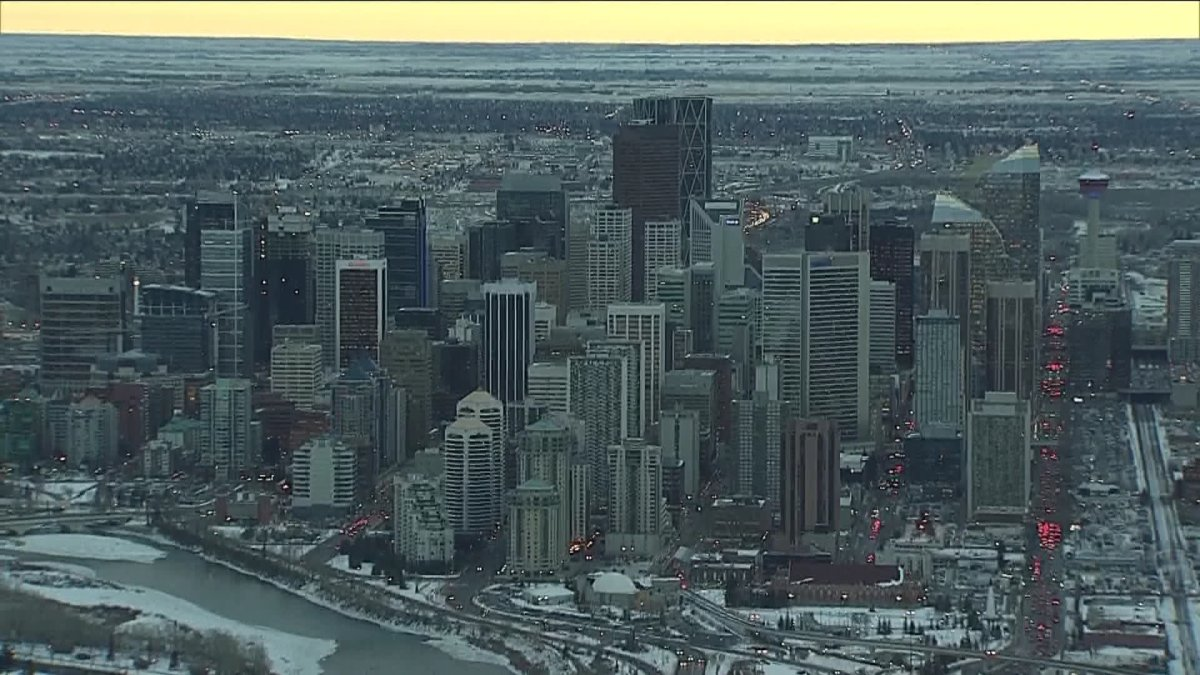 While Calgary and its skyline continues to grow, a movement is also growing to address the issue of affordable housing in the city.