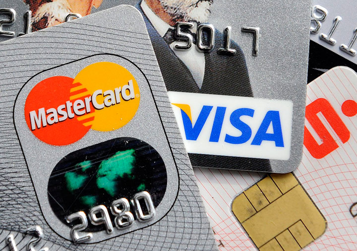 Ottawa wants to lower fees MasterCard and Visa as well as banks collect on retail credit-card purchases.