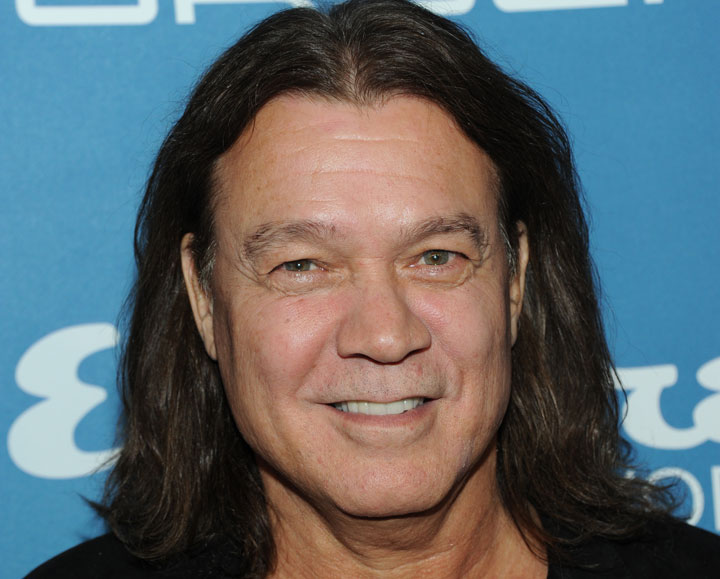 Rock Guitarist Eddie Van Halen Turns 60 Globalnews Ca