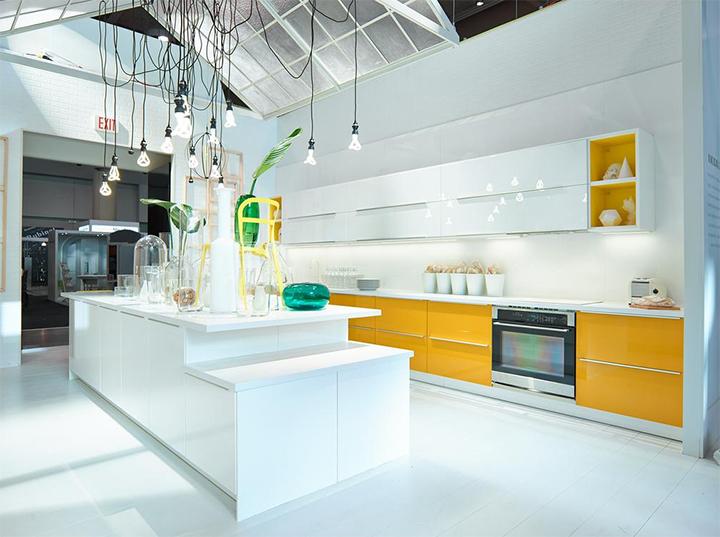 KEA Sektion kitchen