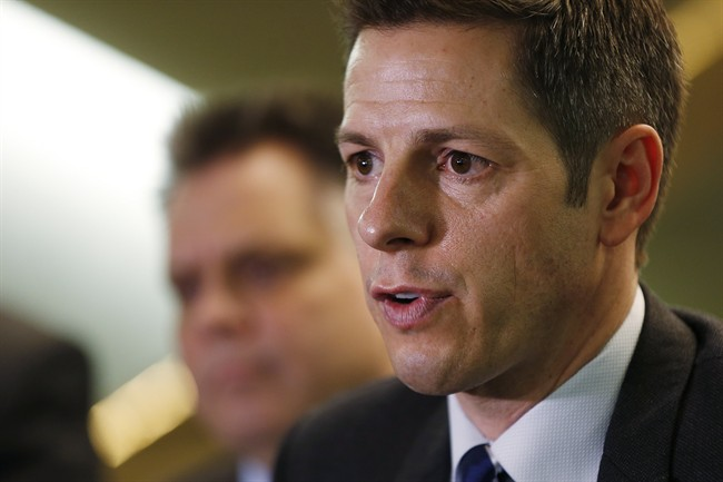 Winnipeg mayor Brian Bowman announced Friday he would be officially running for re-election.