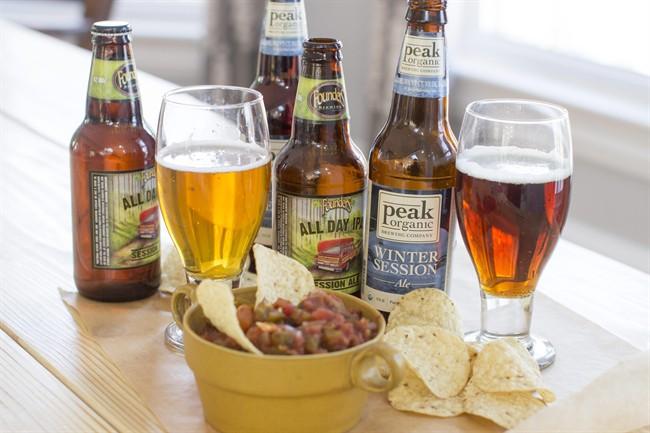 Food Craft Beer Super Bowl